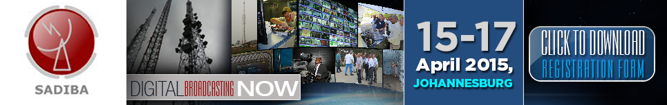 Digital Broadcassting Now 15-17 April 2015
