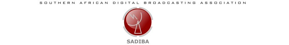 Welcome to the Southern Africa Digital Broadcasting Association